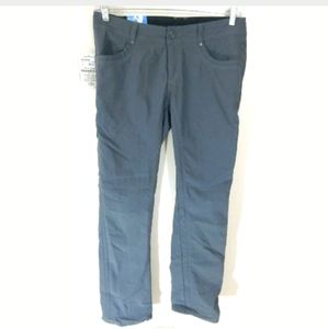 Kuhl Trekr Pants Gray Hiking Camping